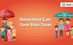 How Insurance Can Save Your Taxes in F.Y. 2017-18?