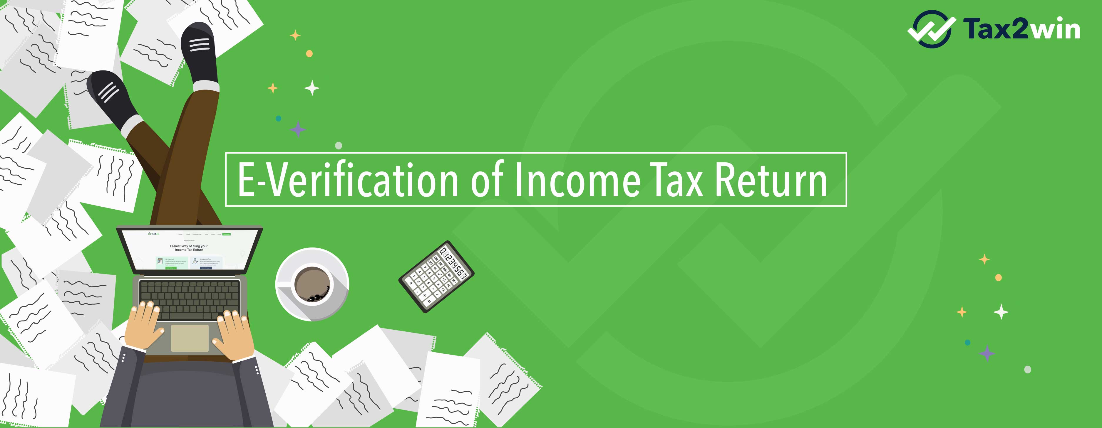 Step-By-Step guide to e-verify your Income Tax Return| E-verification after filing your ITR