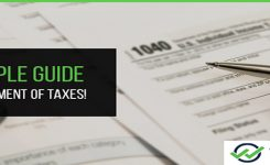A simple guide to E-payment of Taxes!