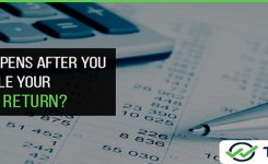 What happens after you file your Income Tax Return?