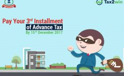 Just 1 day to go for Advance Tax!