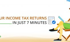 File your income tax return in just 7 easy steps!