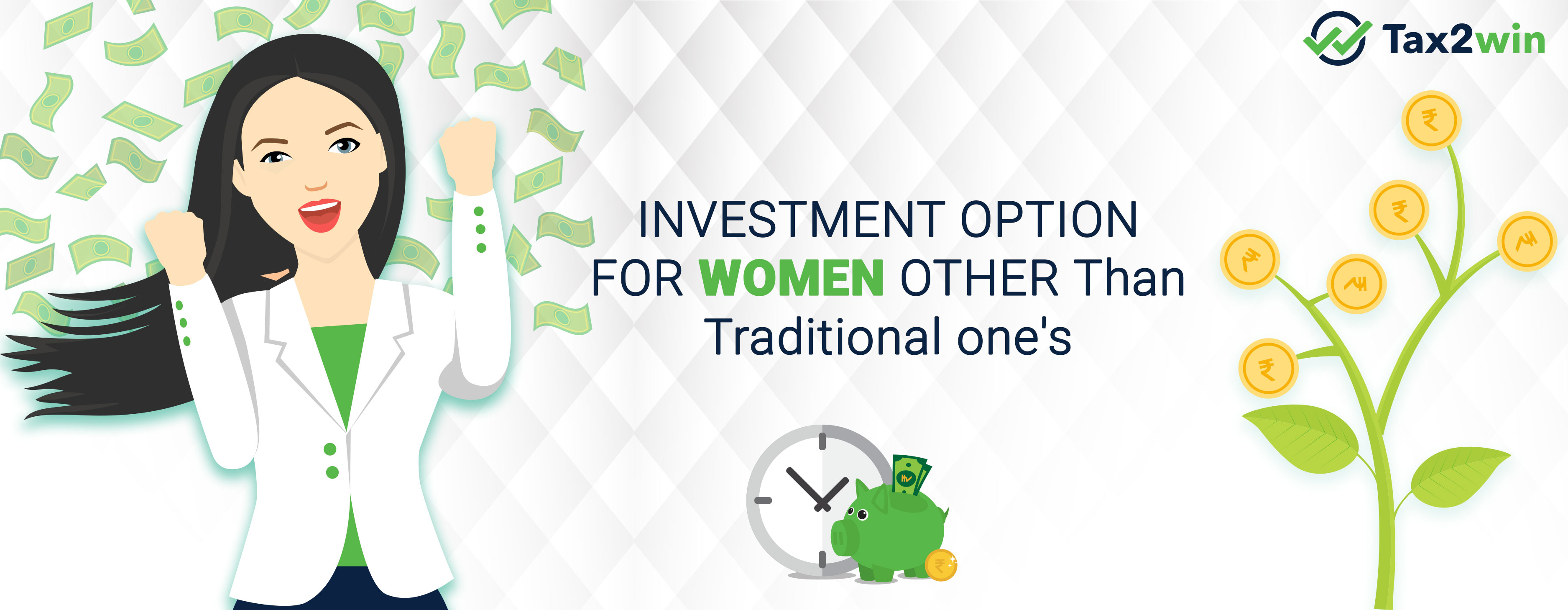 Investment options for females