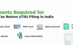 Documents Required for Income Tax Return (ITR) filing in India