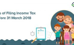 10 Benefits of filing Income Tax Return before 31 March 2018