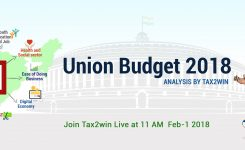 Union Budget-2018 : Minute to minute Updates