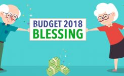 Budget 2018 : Boon for Senior Citizens