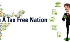 INDIA – A Tax Free Nation