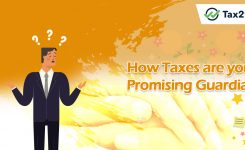Taxes are your promising guardian