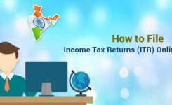 How to file income tax returns (ITR) online in India?