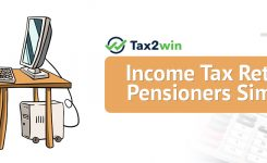 Income Tax Return For Pensioners Simplified