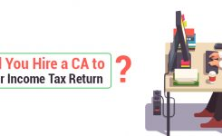 Should You Hire a CA to File Your Income Tax Return?