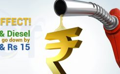 GST EFFECT! Petrol & Diesel Prices Can Go Down By ₹ 27 & ₹ 15