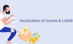 Declaration of Assets & Liabilities in ITR
