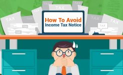 How To Avoid Income Tax Notice