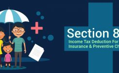 Section 80D | Income Tax Deduction For Medical Insurance & Preventive Check-Up