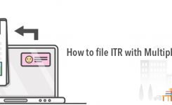 How to file ITR with Multiple Form 16
