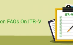 9 Common FAQs on ITR-V