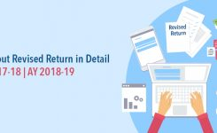 Everything About Revised Return in Detail | FY 2017-18 | AY 2018-19