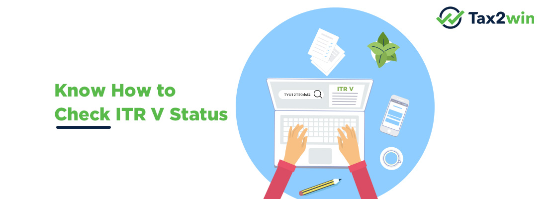 Waiting for Refund ? Check the ITR V Status