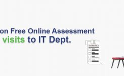 Jurisdiction free online assessment : Now no more visits to IT dept.
