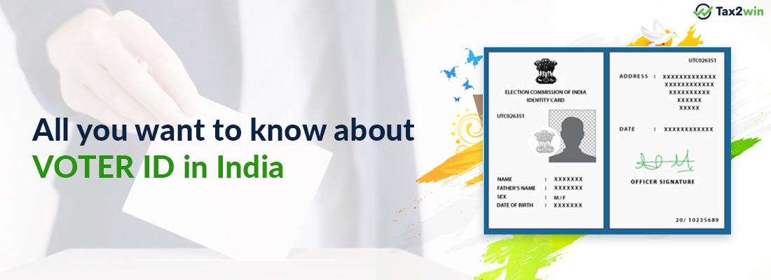 All you want to know about Voter ID in India