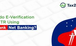 How to e verify through HDFC Net Banking?