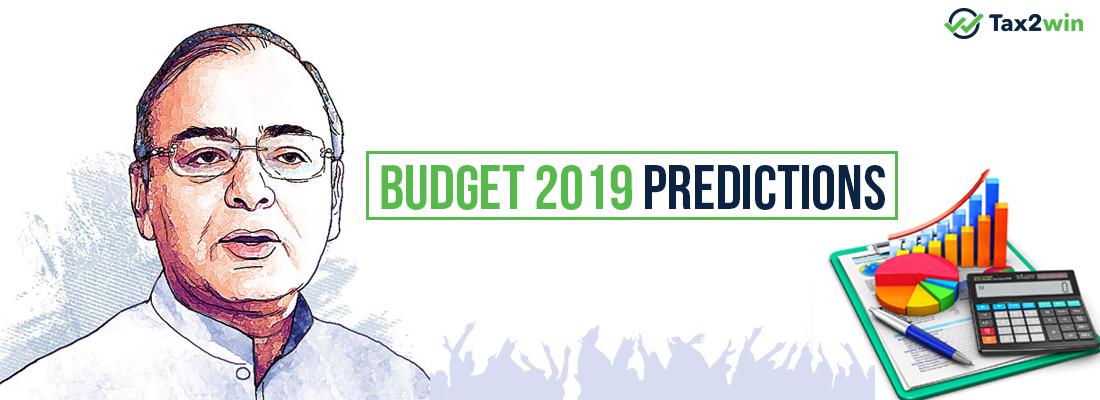 Budget 2019 Predictions