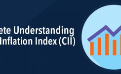 Complete Understanding of  Cost Inflation Index (CII)