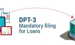 Mandatory information in DPT 3 to be furnished by Companies