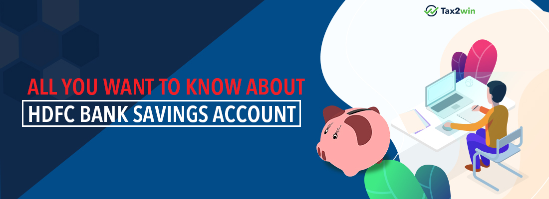 HDFC Bank Savings Account
