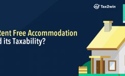What is Rent Free Accommodation (RFA) and its Taxability?