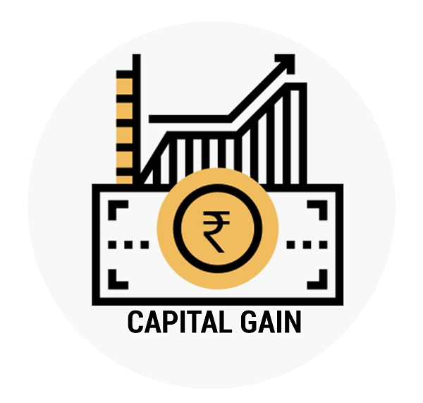 Income from Capital Gain