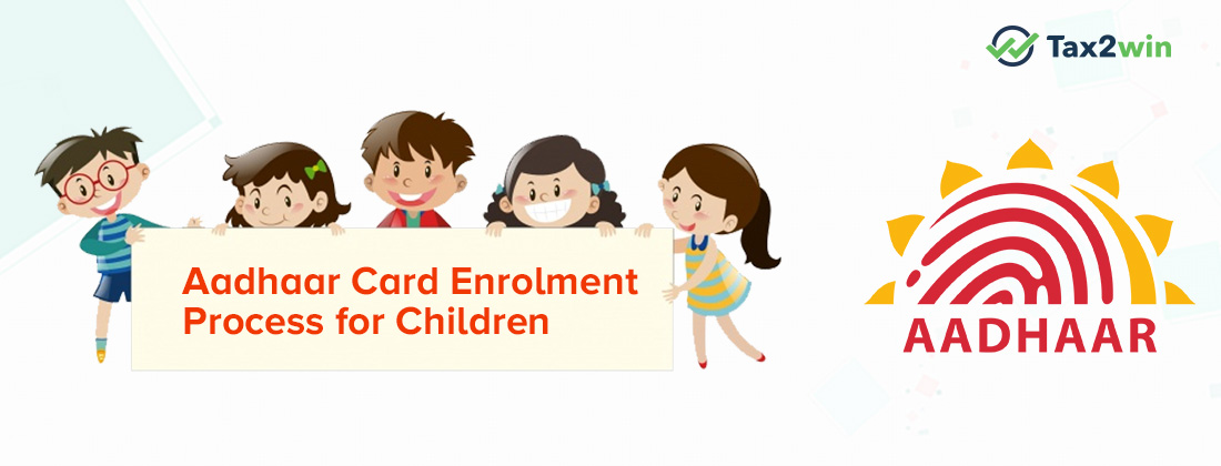 Aadhar card for children