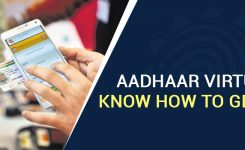 Aadhaar Virtual Id – Know how to generate