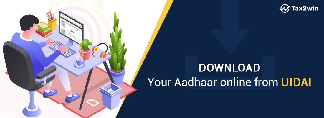 Download your Aadhaar card online from UIDAI government website