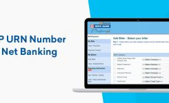 Add i-SIP URN Number in HDFC Net Banking