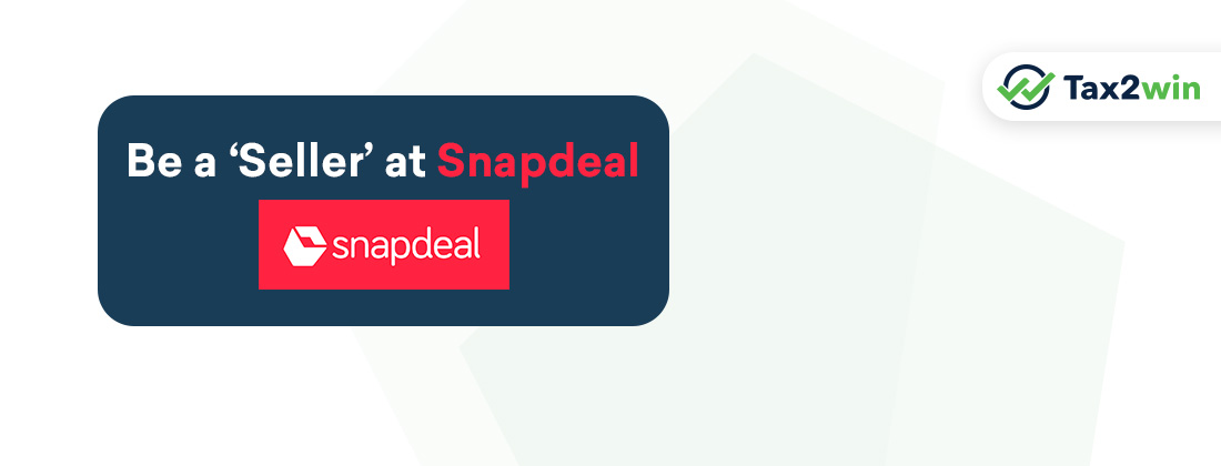 register as seller on snapdeal