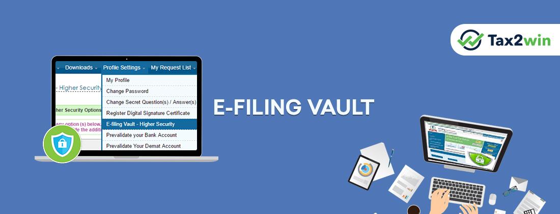 E-Filing-Vault
