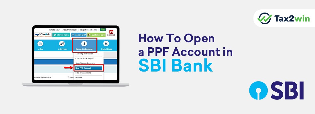 How To Open a PPF Account in SBI Bank