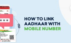 How To Link Aadhaar Card With Mobile