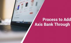 Process to Add i-SIP in Axis Bank through Net Banking