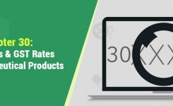 Chapter 30 : HSN codes & GST Rates for Pharmaceutical Products