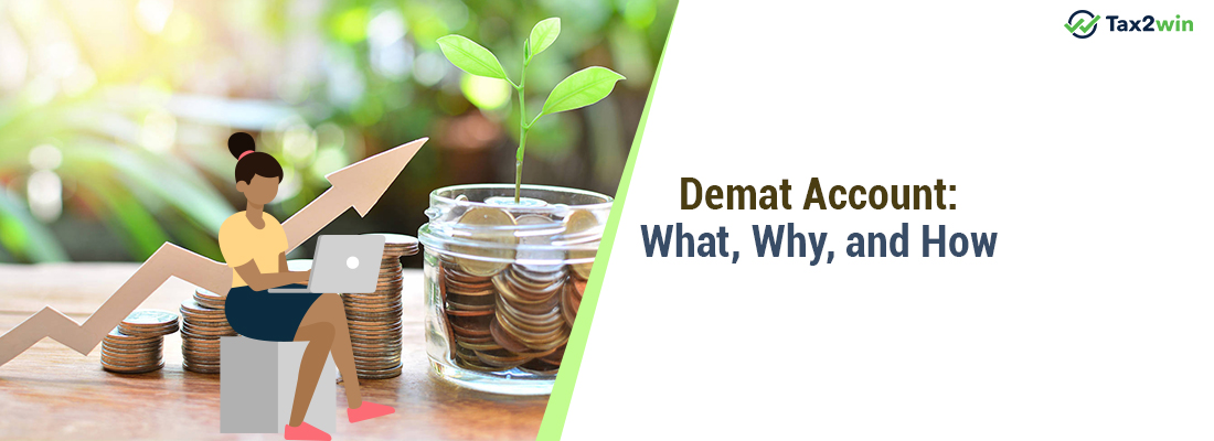 What is Demat Account, opening process, benefits,FAQ etc
