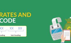 SAC CODE and Rates under Goods and Services Tax (GST)