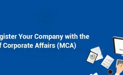 How to register company with Ministry of Corporate Affairs (MCA) in India?