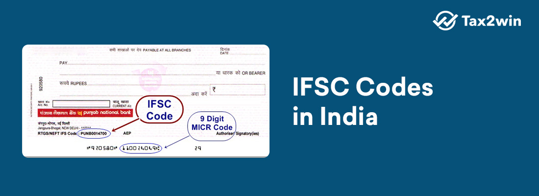IFSC: Indian Financial System Code| Use, Meaning, NEFT, RTGS in India