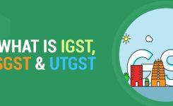 What is IGST, CGST, SGST and UTGST