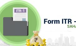 Income Tax Form ITR 1- Sahaj|For FY 2018-19 (AY 2019-20)