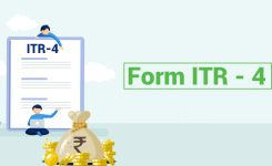 Income Tax Return Form ITR 4- Sugam|For FY 2018-19 (AY 2019-20)
